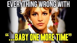 Download Everything Wrong With Britney Spears - ″...Baby One More Time″ Video
