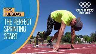 Download How To Have a Perfect Start in Sprinting ft. Jarryd Wallace | Olympians' Tips Video