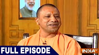 Download UP CM Yogi Adityanath in Aap Ki Adalat (2018) | Samvaad on 1 Year of Uttar Pradesh Govt Video