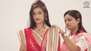Download 10 Gorgeous Ways Of Wearing Dupatta for Lehenga & Anarkali | How To Wear Dupatta In Differ Video