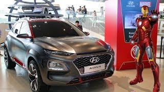 Download 💥NEW Hyundai Kona Special Edition X Marvel Iron Man and all new KONA Video
