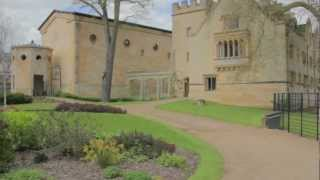 Download Tour: Magdalen College, University of Oxford Video