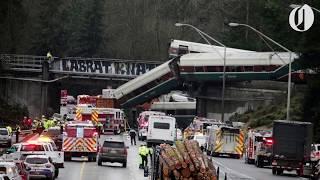 Download Portland-bound Amtrak train derails in Washington; at least 6 reported dead Video
