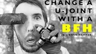Download Change a U-Joint with a Hammer Video