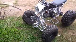 Download ทดสอบรถ ATV ไทยประดิษฐ์ @ เขาค้อ (ATV invention, Thailand.) Video