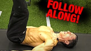 Download 7 Minute Ab Workout (6 PACK PROMISE!) Video