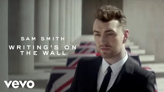 Download Sam Smith - Writing's On The Wall (from Spectre) Video