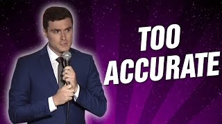 Download Too Accurate (Stand Up Comedy) Video