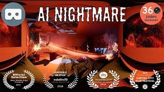 Download AI Nightmare 1 - 3D 360° VR Movie Video