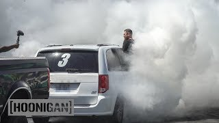 Download [HOONIGAN] DT 043: World's First Cruise Control Burnout? (w/ Cleetus McFarland) Video