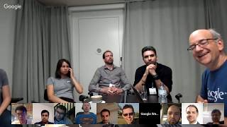 Download English Google Webmaster Central IRL office-hours hangout Video