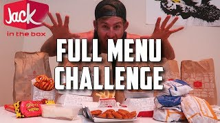 Download ″SUPERCHARGED″ JACK IN THE BOX MENU CHALLENGE! Video