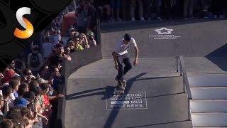 Download Aurelien Giraud - 2nd Final skate - FISE World Montpellier 2016 Video