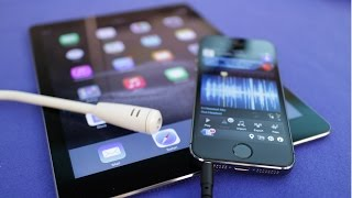 Download How to Use an External Mic or Microphone on Your iPhone or iPad Video