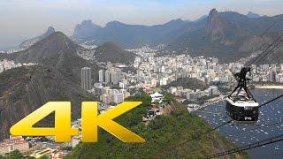 Download 4K | Rio de Janeiro, Brazil in Ultra High Definition Video