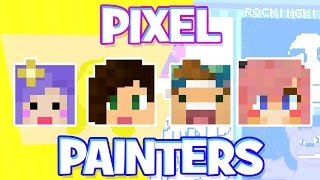Download Pixel Painters w/ Stacy, Lizzy, and Joey! Video