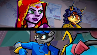 Download Sly 2: Band of Thieves All Animated Cutscenes (PS2/PS3 PSVITA/PS4) Game Movie 720p HD Video