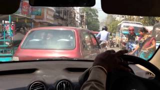 Download Learning how to drive in India part 2 Video