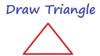 Download MSW LOGO - Draw triangle Using Logo Video