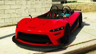 Download Grand Theft Auto 5 Multiplayer - HIJAK RUSTON! (New Car) Video