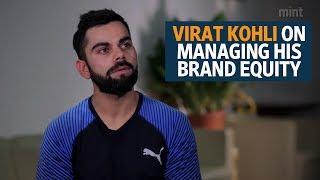 Download $120 million-plus brand value just numbers for me: Virat Kohli Video