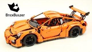 Download Lego Technic 42056 Porsche 911 GT3 RS - Lego Speed build Video