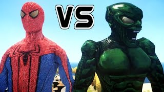 Download SPIDERMAN VS GREEN GOBLIN - EPIC BATTLE Video