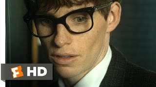 Download The Theory of Everything (1/10) Movie CLIP - The Black Hole Thesis (2014) HD Video