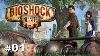 Download Bioshock Infinite - Part 1 ″Welcome to Columbia″ / Gameplay Walkthrough (Giveaway) Video