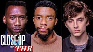 Download Actors Roundtable: Chadwick Boseman, Timothée Chalamet, Mahershala Ali, Viggo Mortensen   Close Up Video