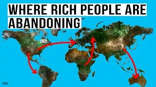 Download Where Are Rich People Moving To? Which Cities Are Millionaires ABANDONING? Video