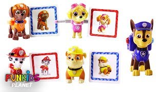 Download Paw Patrol Card Matching Game with Skye, Chase, Marshall & Rubble - Learning Colors Videos for Kids Video