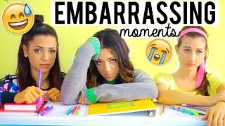 Download How to Avoid EMBARRASSING Moments at School! Life Hacks for Survival! | Niki and Gabi Video