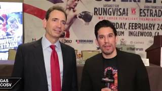 Download TOM LOEFFLER ″GOLOVKIN ISNT GONNA HOLD BACK! HES GONNA GO FOR THE KO!″ Video