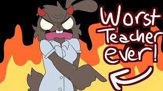 Download MY WORST TEACHER EVER (animation) Video