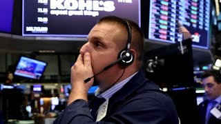 Download Dow drops more than 800 points over interest rate concerns Video