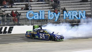Download 2017 First Data 500 Chase Elliot spins Call by MRN Video