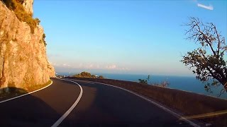 Download Driving in Costiera Amalfitana from Maiori (SA) to Vietri sul Mare (SA) | Campania | Italy Video