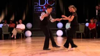 Download Brennar and Autumn Carolina Shag, Grand Nationals 2014 Video