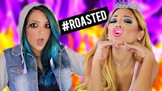 Download Niki and Gabi ROASTED! Roast Yourself Challenge! Video