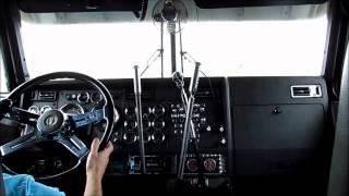 Download Kenworth W900L - 3 Stick Shifting Video