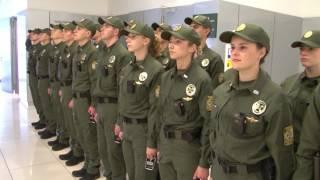 Download «Нові прикордонники» приступили до несення служби в аеропортах «Жуляни» та «Гостомель» Video