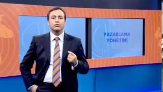 Download AÖF Pazarlama Yönetimi 1 - TRT OKUL Video