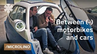 Download Microlino: scooter inventor revives old microcar as electric Video