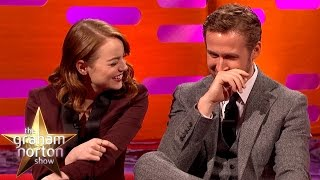 Download Emma Stone & Ryan Gosling Failed at Dirty Dancing - The Graham Norton Show Video