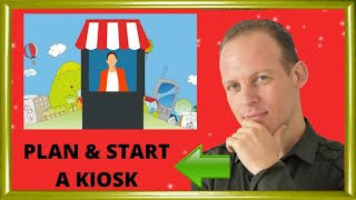 Download Business plan & start: Why a mall kiosk is a good business & How to open a kiosk in a mall Video