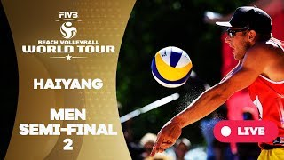 Download Haiyang 3-Star - 2018 FIVB Beach Volleyball World Tour - Men Semi Final 2 Video