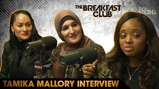 Download Tamika Mallory, Carmen Perez & Linda Sarsour Talk About The Women's March on Washington Video