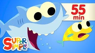 Download Baby Shark | + More Kids Songs | Super Simple Songs Video