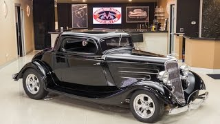 Download 1934 Ford Street Rod For Sale Video